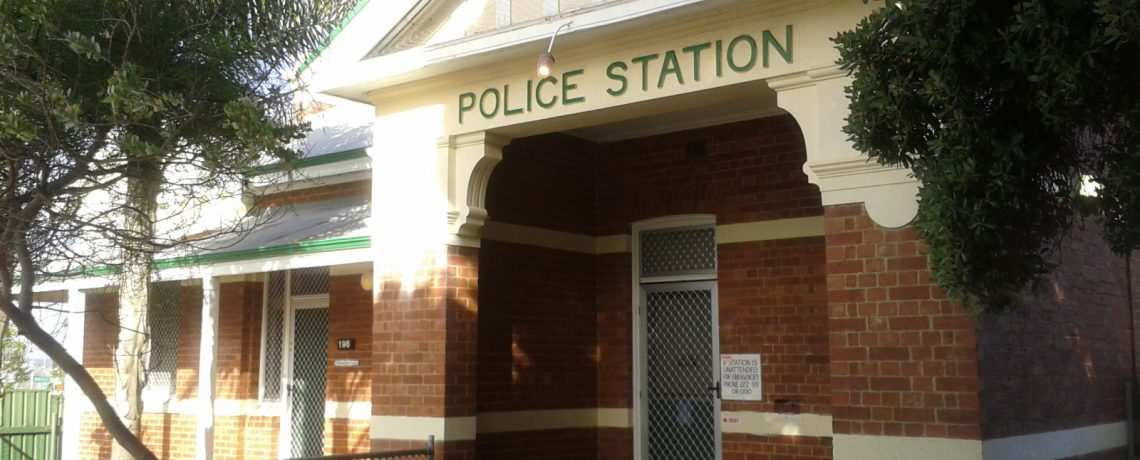 Old Police Station, Maylands