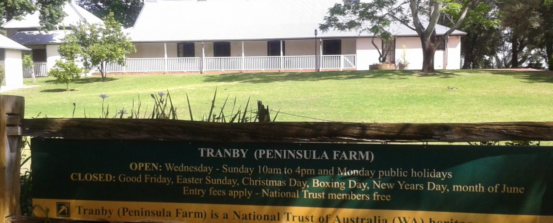 Tranby House & Peninsula Farm, Maylands